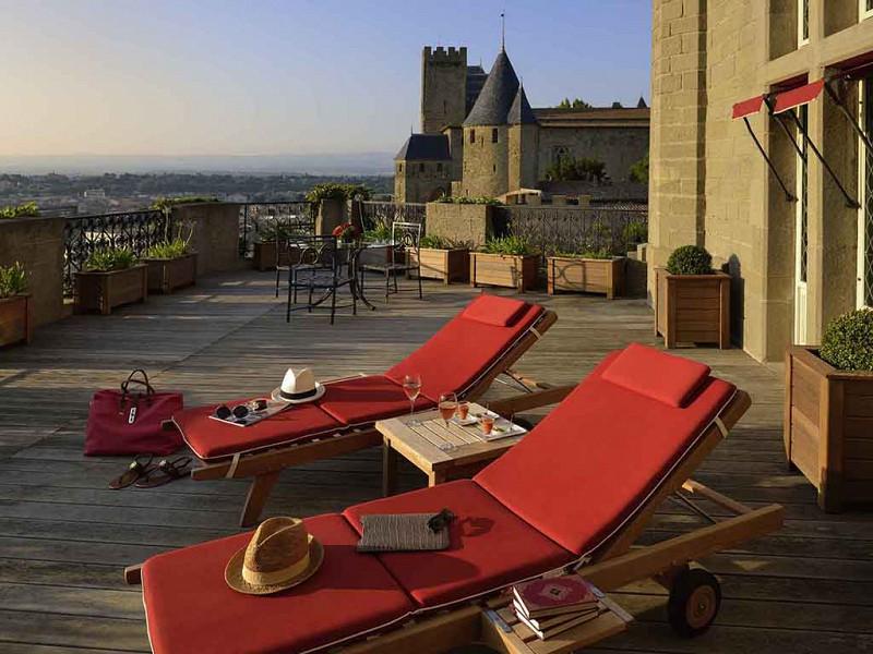 Carcassonne Otel Tatil Hafta Sonu